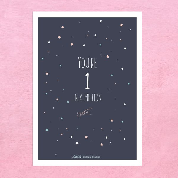 הדפס – You're one in a million
